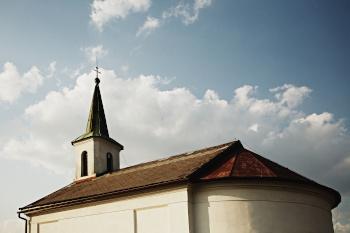 kaple Slavětín nad Metují