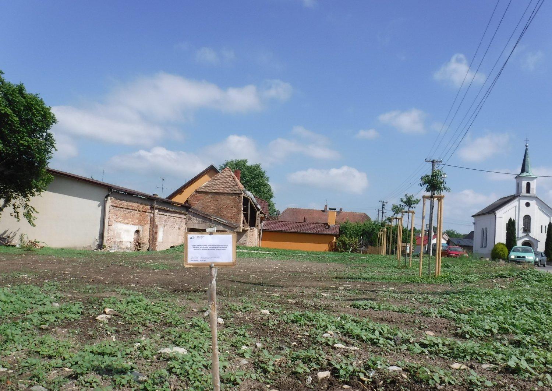 Dotace Ministerstva pro místní rozvoj